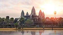 Travel guideline to Cambodia from Australia