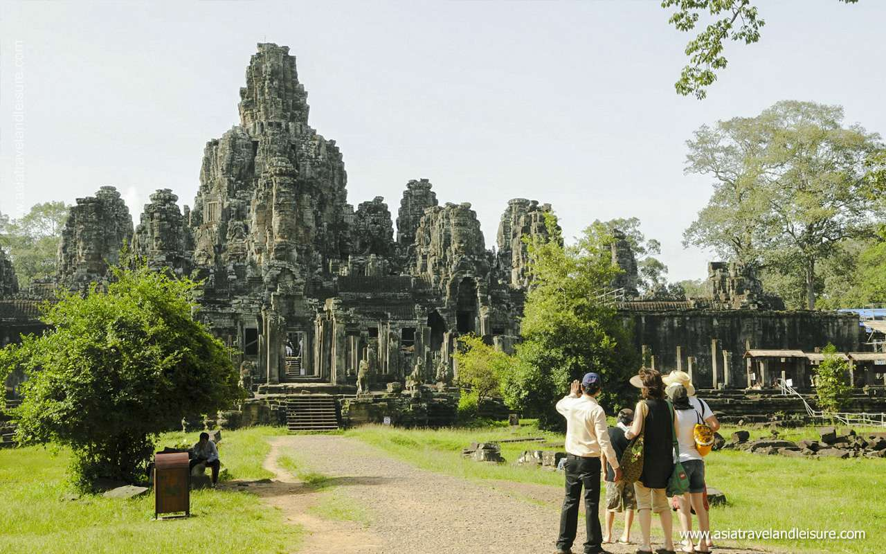 Cambodia private guided tour 1