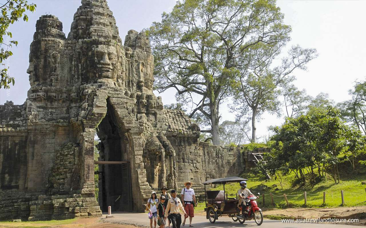 Cambodia private guided tour 2