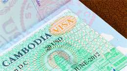 Can I get Cambodia visa on arrival? How long does it take?