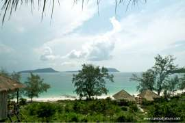 Attractions in Kep, Cambodia
