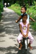 Mekong delta- Cycling
