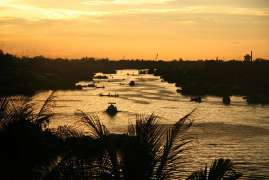 Mekong Delta in a Day