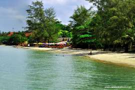 Sihanoukville - Beach Resort - What to See in Cambodia