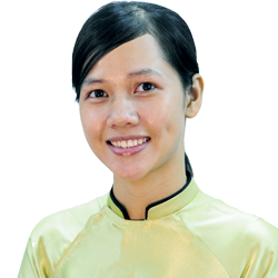 Ms. Hue Nguyen - Travel Consultant