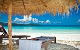 Koh Rong Samloem - a pristine and tropical paradise in Cambodia
