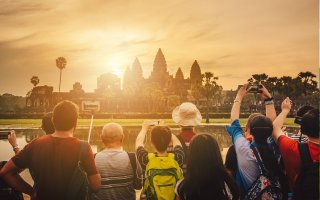 Best time to travel to Cambodia