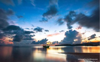 Dawn-in-Koh-Rong-Samloem