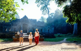 How to get to Cambodia from Thailand