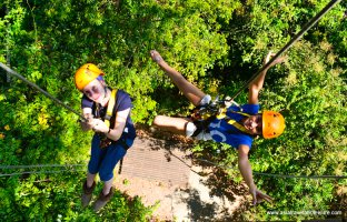 Flight of the Gibbon in Siem Reap