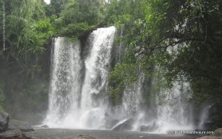 Trekking in Phnom Kulen National Park