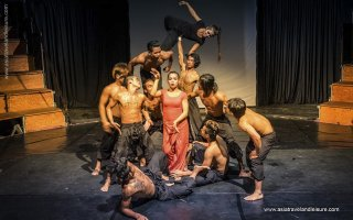 Phare circus in Siem Reap
