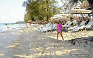 Otres beach 1 in Sihanoukville