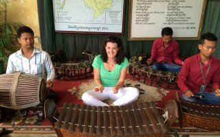 Enjoy Khmer Music in very first moment when arriving Cambodia