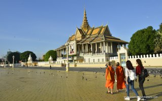 Cambodia tours from Ho Chi Minh City