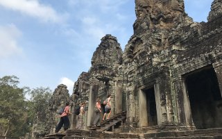 Cambodia tour packages from Bangkok, Thailand