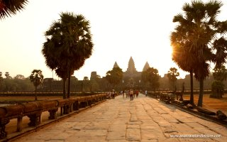 Siem Reap to Halong Bay - 7 Days
