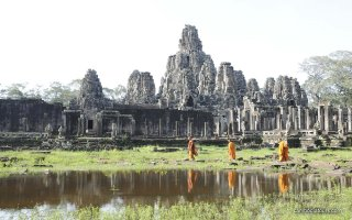 Splendor of Laos & Cambodia