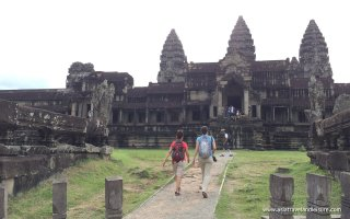 Angkor 's Secrets - 5 Days