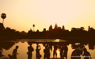 Biking through Angkor - 5 Days