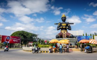 Siem  Reap - Battambang - 2 days
